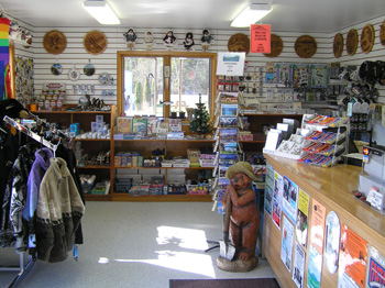 Haines Hitchup RV Gift Store